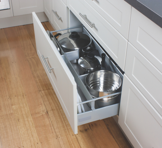 flat pack kitchens design blog - a guide to a clutter free kitchen