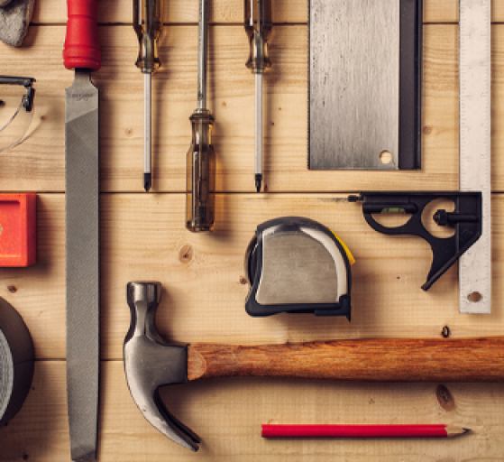 flat pack kitchens community blog - most common tools and hardware needed for your kitchen