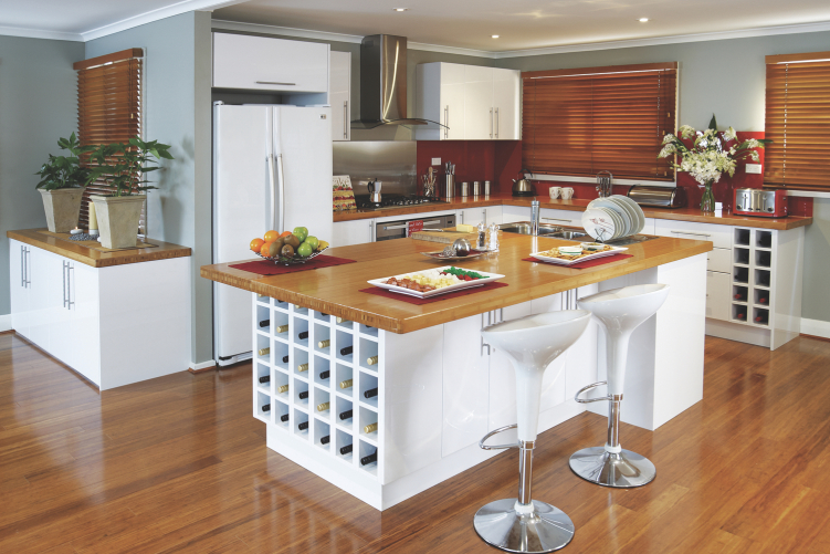 kitchens designed for entertaining design a kitchen for entertaining kaboodle kitchen 857
