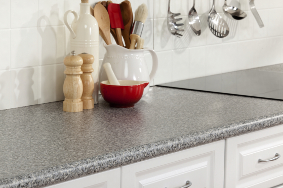flat pack kitchens gallery - a spacious delight benchtop