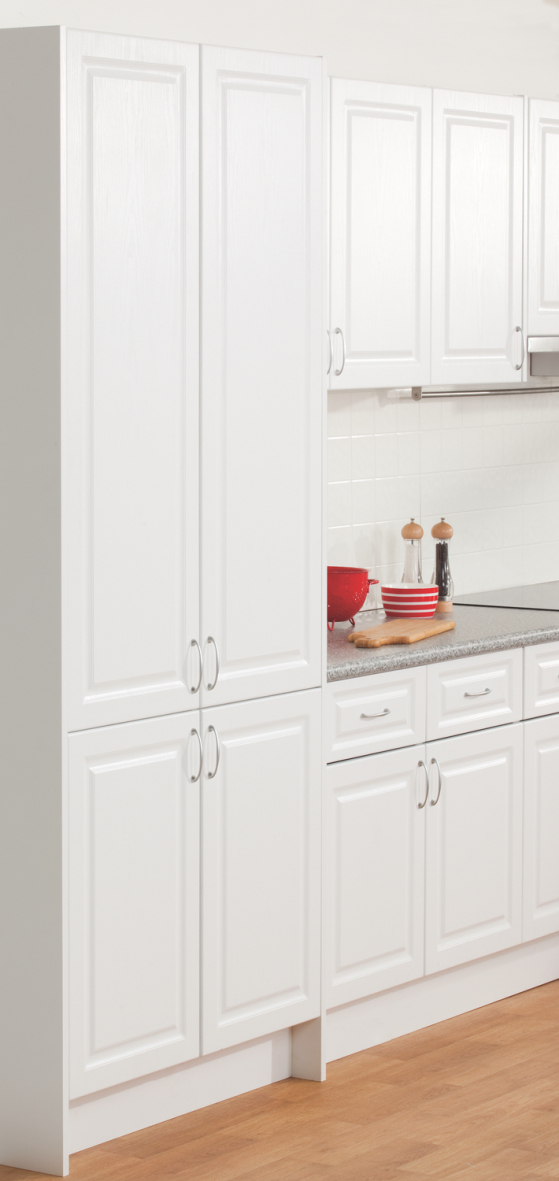 flat pack kitchens gallery - a spacious delight pantry cabinet