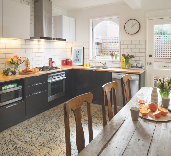 flat pack kitchens gallery - bring it together thumb