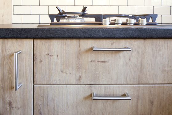 flat pack kitchens gallery, cafe culture kitchen round bar handle