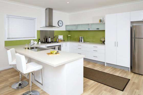 flat pack kitchens gallery - cook in comfort hero