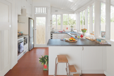flat pack kitchens gallery - light and airy thumb