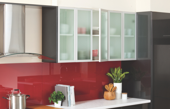 flat pack kitchens gallery - now you're cooking wall cabinet