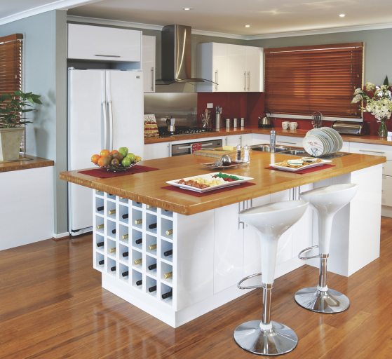 flat pack kitchens gallery - the practical entertainer hero
