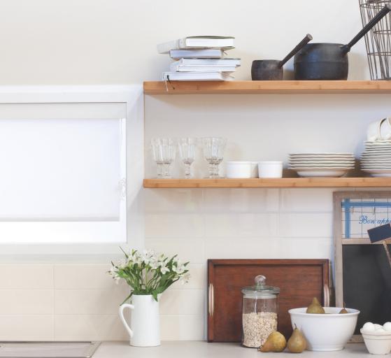 diy kitchens design blog - the latest kitchen trends in 2015 floating shelves