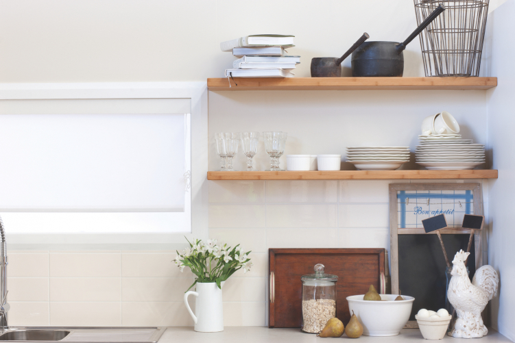 diy kitchens design blog - the latest kitchen trends in 2015 floating shelves