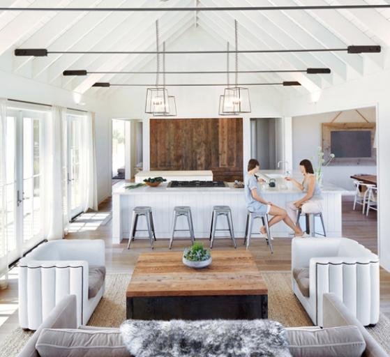 flat pack kitchens design blog - advantages of a galley kitchen