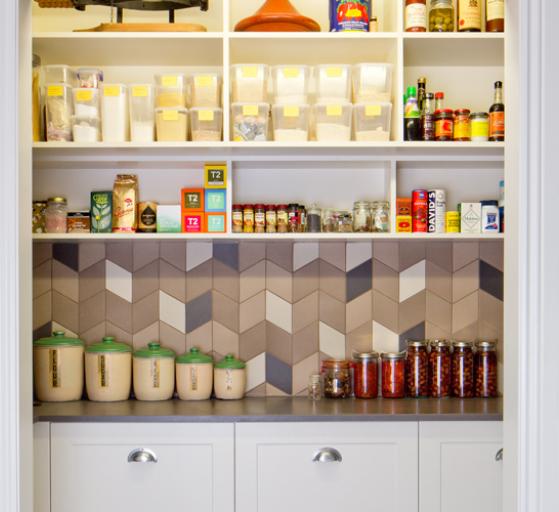 flat pack kitchens design blog - designing a butler's pantry kitchen  storage