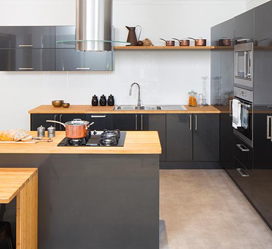 kaboodle flat pack kitchens project management - kitchen timeframes