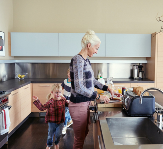 flat pack kitchens project management - planning for a kitchen around your lifestyle