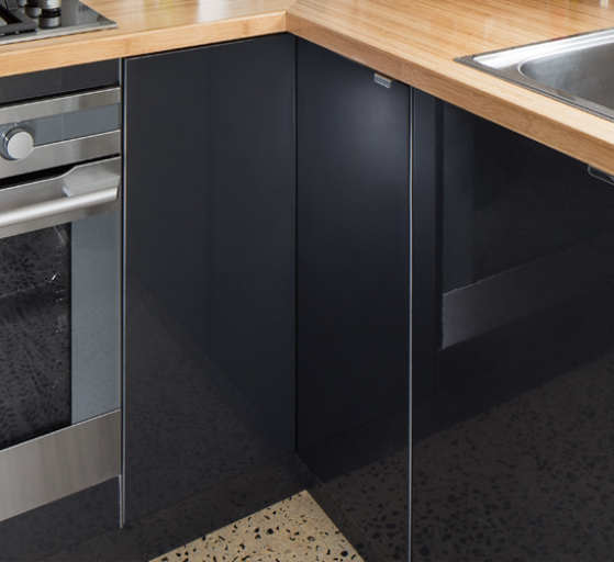 diy kitchens project management - kaboodle kitchen doors and panels