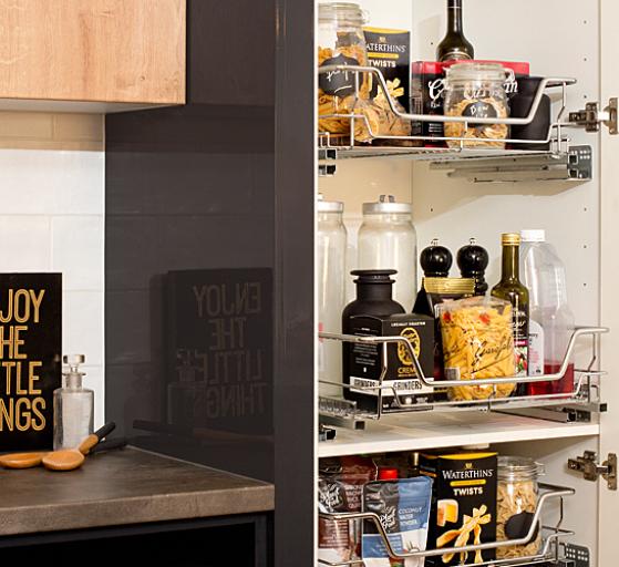 flat pack kitchens project management kitchen wireware options