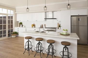 800mm Pullout Basket Soft Close Kaboodle Kitchen