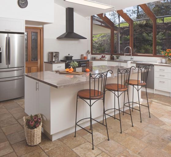 Kitchen Island Inspiration: Kaboodle Kitchen