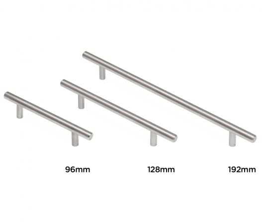 t-pull handle comparison