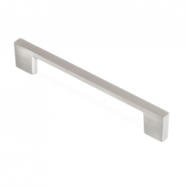 kaboodle kitchen cali handle brushed nickel