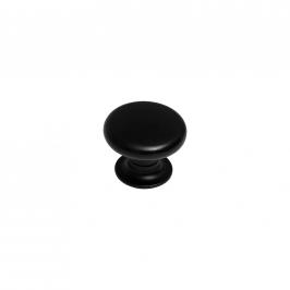 kaboodle kitchen mushroom knob matt black AU