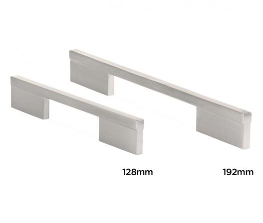 square slim bar handle family