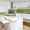 kaboodle kitchen almond brittle AU kitchen