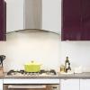 kaboodle kitchen auber zest contrast