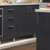 kaboodle kitchen charcola detail