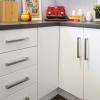 kaboodle kitchen gloss white family