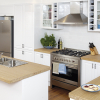 kaboodle kitchen gloss white tradition
