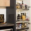 kaboodle kitchen 600mm pullout basket soft close AU kitchen