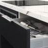kaboodle kitchen 600mm metal sided drawer soft close AU detail