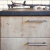 kaboodle kitchen round bar handle AU detail