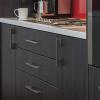 kaboodle kitchen square slim bar handle AU enchanted
