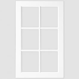 kaboodle kitchen 6 panel glass door AU