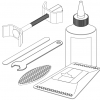 kaboodle kitchen benchtop join kit AU
