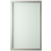 kaboodle kitchen frosted glass door
