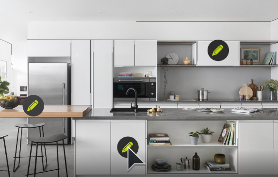 Design Build Your Dream New Kitchen With Kaboodle Australia Kaboodle Kitchen