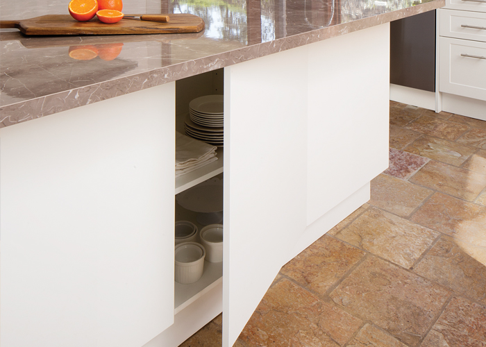 Are You After Base Cabinets With A Shorter Depth Kaboodle Kitchen