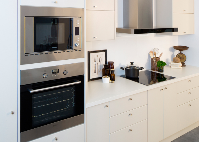 Diy Kitchens Project Management   Appliance Cabinet Options