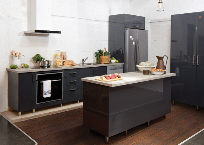 How To Choose The Perfect Colour For Your Dream Kitchen