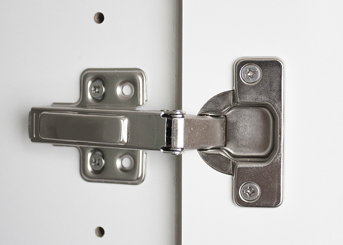 diy kitchens project management - kitchen hinges and runners