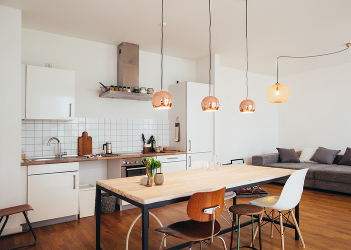 kaboodle flat pack kitchens design blog - kitchen lighting elements hero
