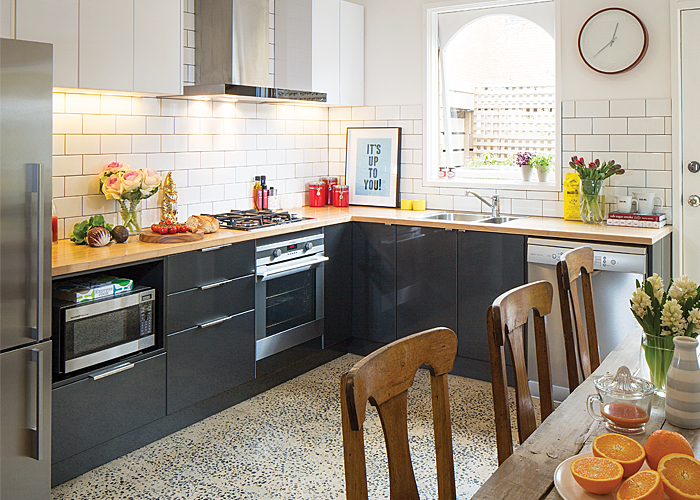 Find out more about kaboodle kaboodle kitchen for Bunnings in home kitchen design