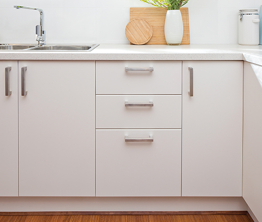 kaboodle kitchen benchtop crackle crush AU new life