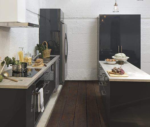 kaboodle kitchen benchtop flint stone AU warehouse