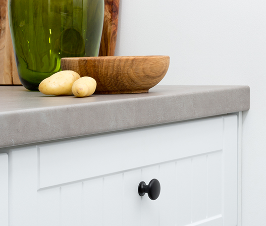 kaboodle kitchen benchtop yamaroo AU close up