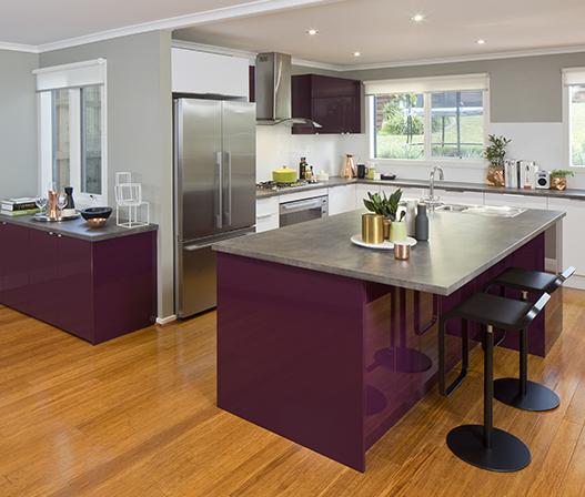 kaboodle kitchen auber zest kitchen