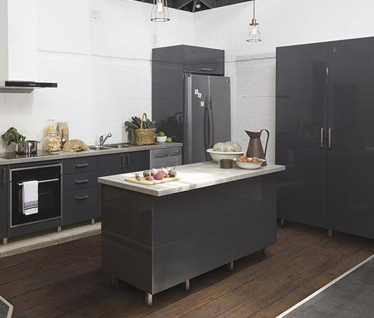 kaboodle kitchen charcola warehouse