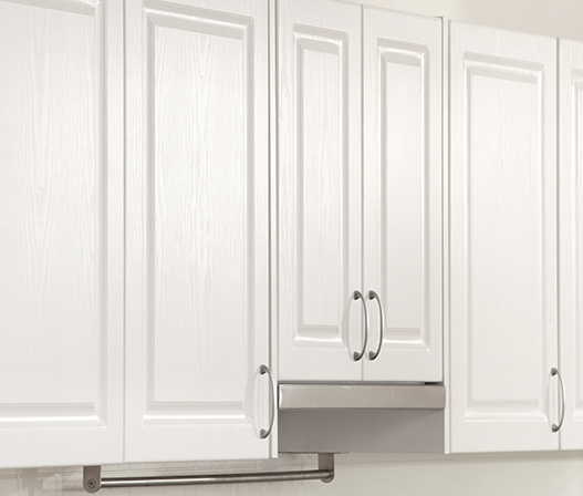 kaboodle kitchen provincial white detail